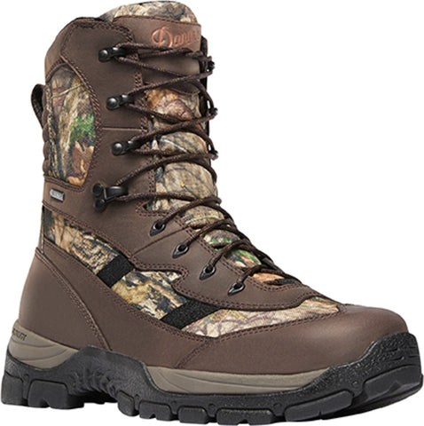 Danner Alsea Mens MOBU Leather 8in 1000G GTX Hunting Boots