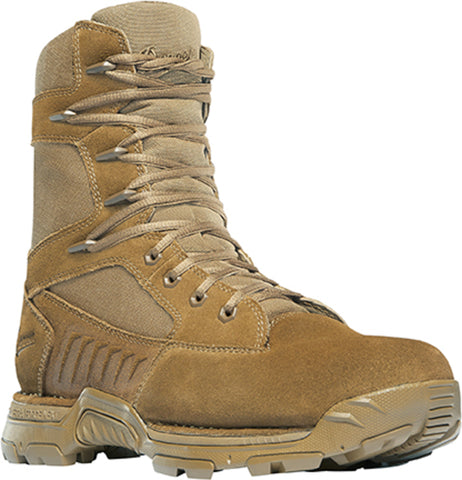Danner Incursion Mens Coyote Suede 8in Military Boots