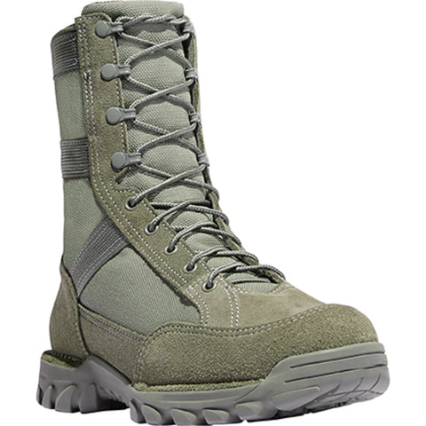 Danner USAF Rivot TFX 8in Mens Sage Green Leather Military Boots 51530