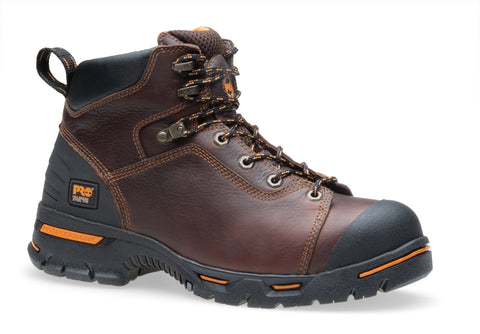 Timberland Pro PR 6In Endurance SP Mens Briar Brown Leather Work Boots