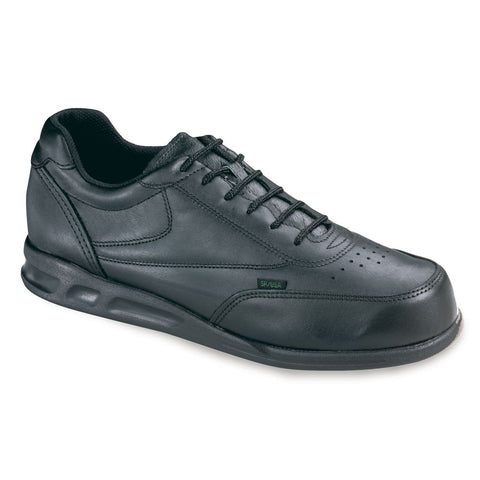 Thorogood Womens Street Uniform Black Leather Athletic Postal Oxford
