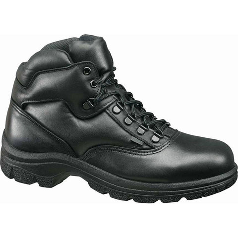 Thorogood Womens Soft Streets Black Leather Boots Ultimate Cross Trainer