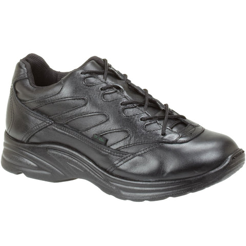 Thorogood Womens Street Athletics Black Leather Shoes Oxford Liberty