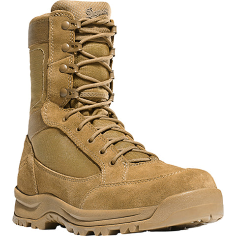 Danner Tanicus 8in Mens Coyote Leather Military Boots 55316