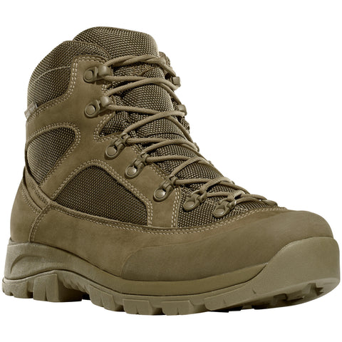 Danner Gavre 6in Mens Olive Leather Goretex Military Boots 56301