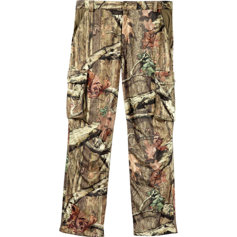 Rocky SilentHunter Mens MOBU Camo Suede SIQ Atomic 10-Pocket Hunting Pants