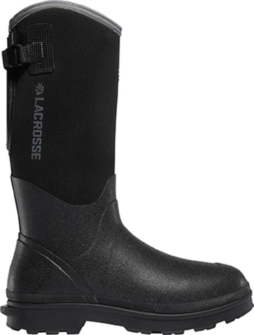 Lacrosse Alpha Range Mens Black Neoprene 14in 5mm Work Boots