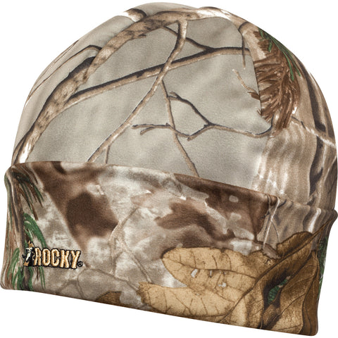 Rocky Prohunter Mens Realtree Xtra Fleece Insulated Cuff Hat
