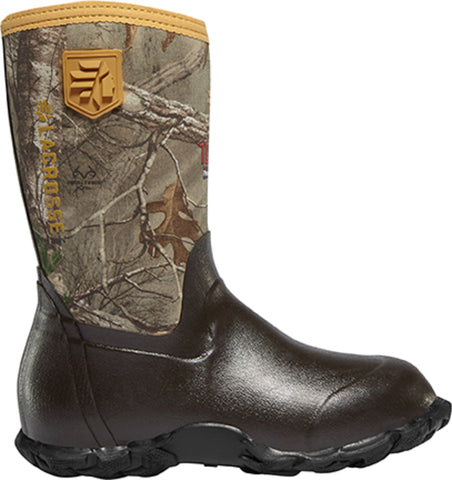 Lacrosse Lil Alpha Lite Mens Realtree Xtra Rubber 1000G Hunting Boots