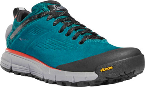 Danner Trail 2650 Womens Current Blue Suede 3in GTX Hiking Shoes