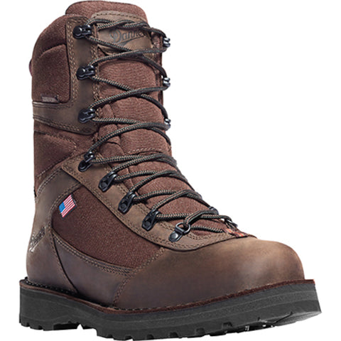 Danner East Ridge 8in Mens Brown Leather Goretex Hunting Boots 62111