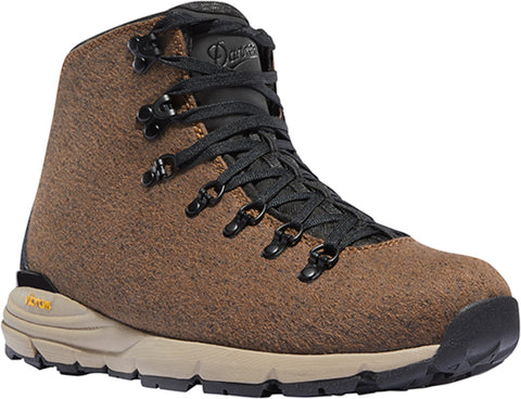 Danner Mountain 600 Low Mens Brown Enduroweave 4.5in Hiking Boots