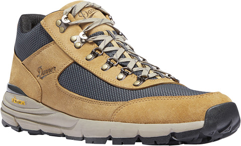 Danner South Rim 600 Mens Sand Suede 4in Hiking Boots