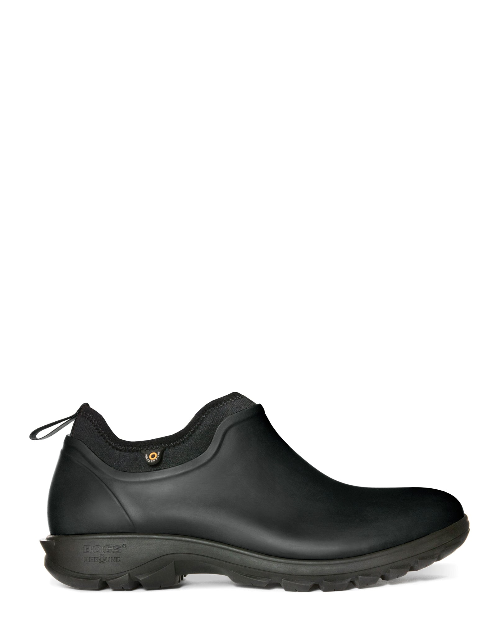 Bogs Men/'s Sauvie Slip On Black