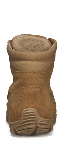 Belleville Hot Weather Hybrid Assault Boots 763 Tan Leather