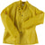 Neese Jacket with Attached Hood Yellow PVC on Nylon Sani Light 77