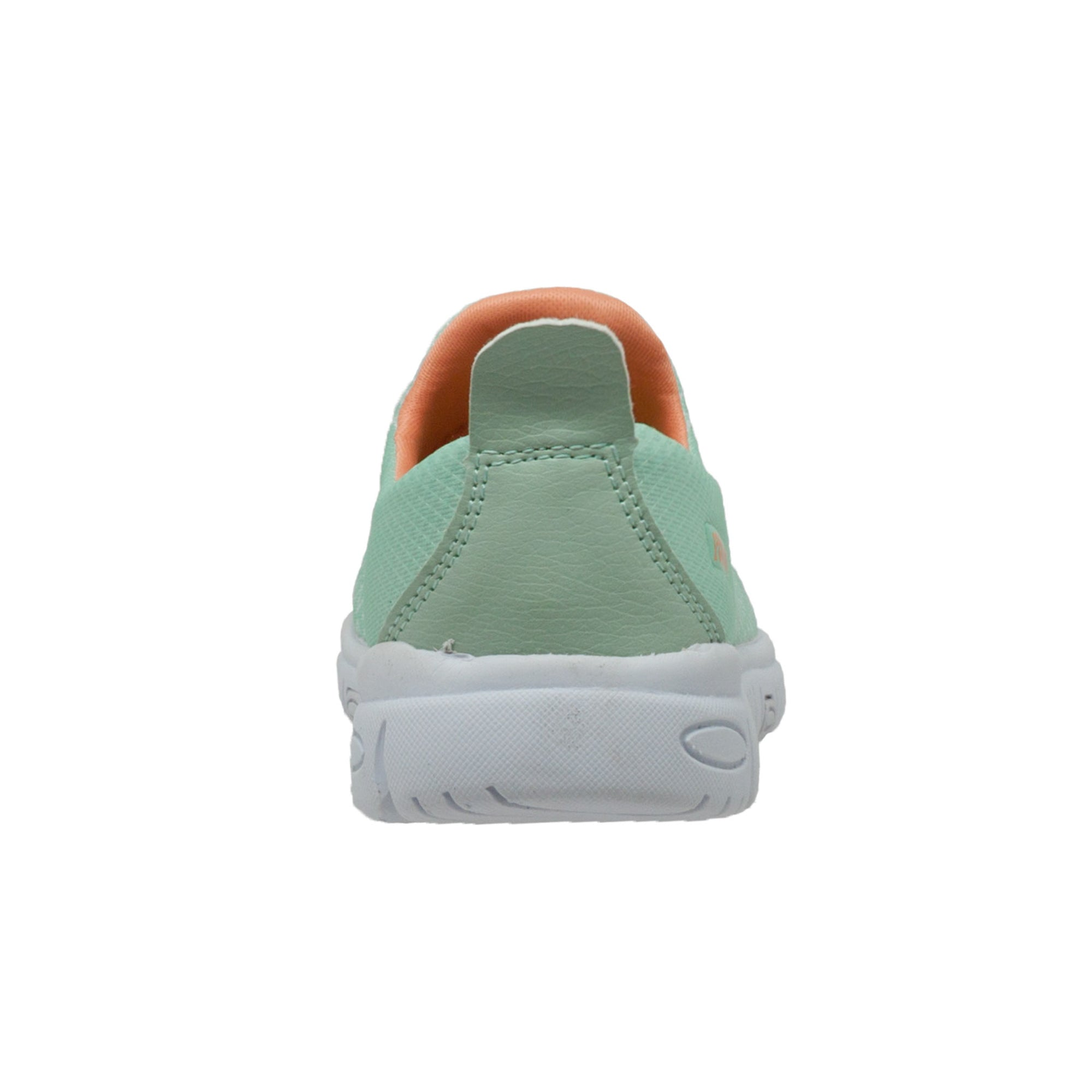 c9f56eac9f5d Rocsoc Womens Green Orange Comfort Stride Slip On Mesh – The Western ...