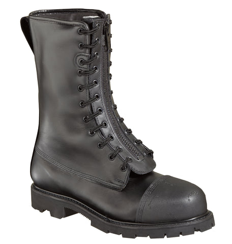 Thorogood Mens Structural Black Leather Wildland FireFighting Boot