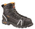 Thorogood Mens Genflex Black Leather Work Boots 6in Lace-to Safety Toe