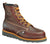 Thorogood Mens Heritage Brown Leather Wedge Non-Safety Boots 6in Moc Toe