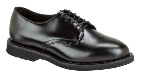 Thorogood Mens Sole 14 Black Leather Uniform Classic Oxford