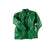 Neese Jacket with Attached Hood Green PVC/Poly Chem Shield 96 D6413