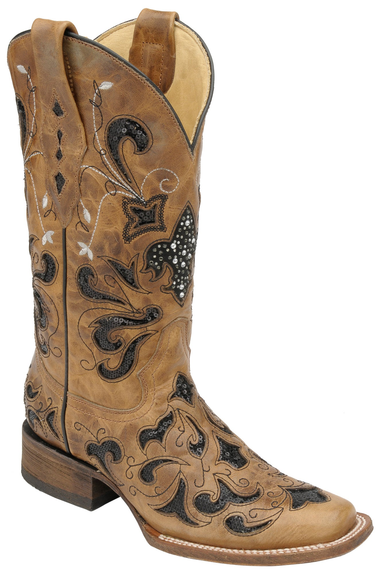 brand corral boots