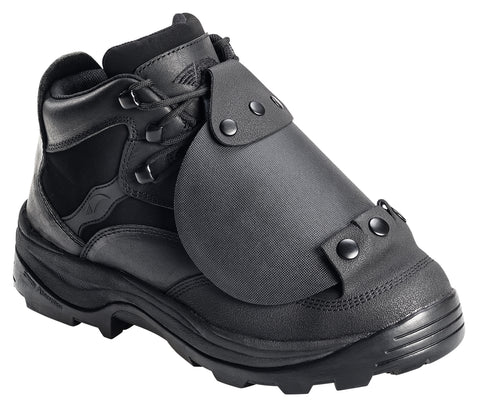 Avenger Mens External Met Guard Hiker M Black Leather Steel Toe Boots