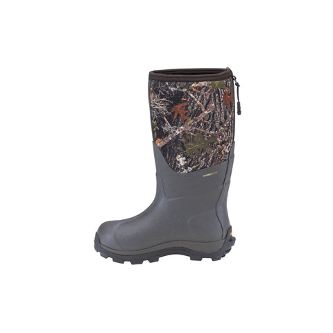 Dryshod Arctic Storm Kids Childrens Foam Camo/Timber Winter Boots