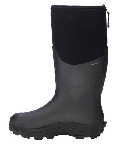 Dryshod Arctic Storm Mens Foam Black/Grey Winter Boots
