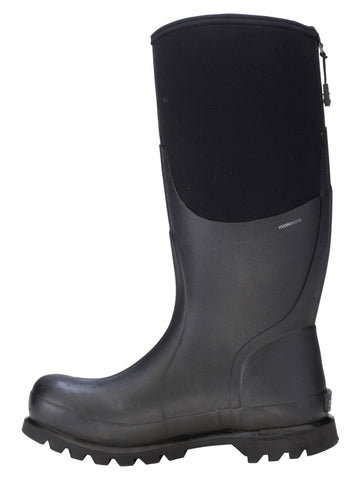 Dryshod Big Bobby Hi Mens Foam Black/Grey Work Boots