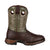 Rebel by Durango Boys Green Faux Leather Dusk Buckaroo Saddle Cowboy Boots