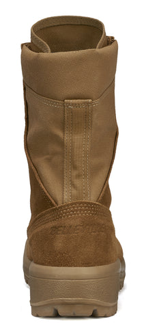 Belleville Hot Weather ST Boots Unisex Coyote Leather/Nylon