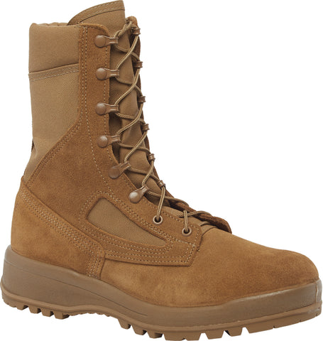 Belleville Female Hot Weather Combat Boots FC390 Coyote Leather