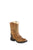 Old West Tan Toddler Boys Leather Saddle Cowboy Boots