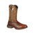 Rebel by Durango Mens Trail Brown Leather Buckaroo Western Cowboy Boots