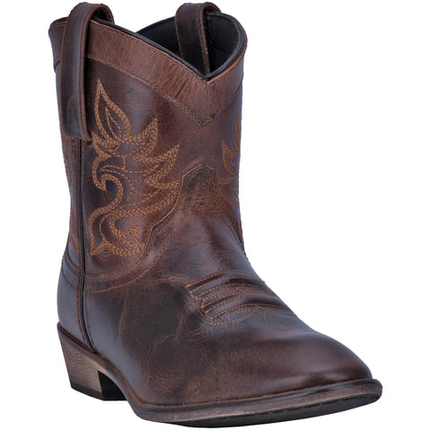Dingo Womens Brown Willie 6in Fashion Boots Leather