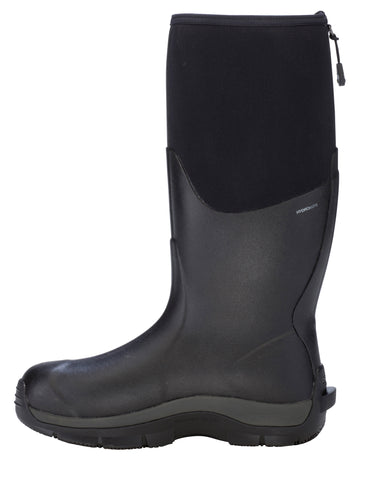 Dryshod Dungho Hi Mens Foam Black/Grey Farm Boots
