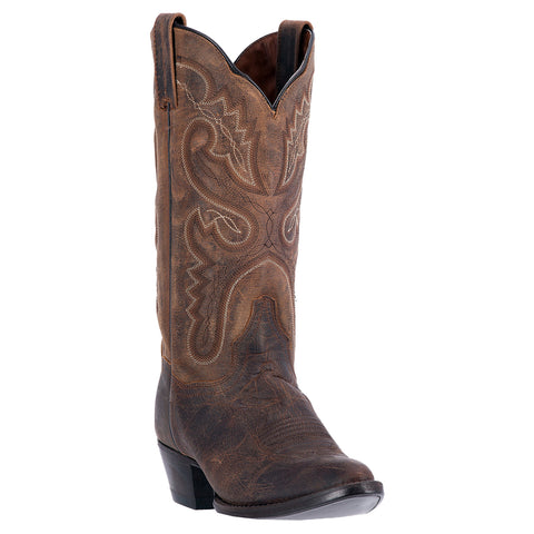 Dan Post Womens Marla Cowboy Boots Leather Bay Apache
