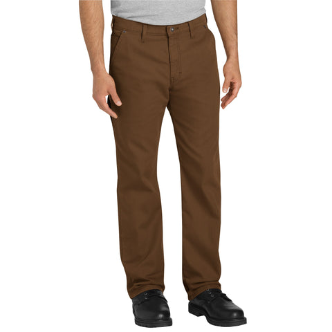 Dickies Mens Stonewash Timber Flex Tough Max Duck Carpenter Pants