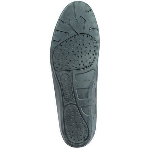 Rocky Womens Black Blown Urethane Terra Suspension Footbed Insole