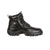 Rocky TMC Mens Black Leather 5in Tall Postal-Approved Duty Boots