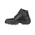 Rocky TMC Womens Black Leather 5in Postal-Approved Chukka Duty Boots