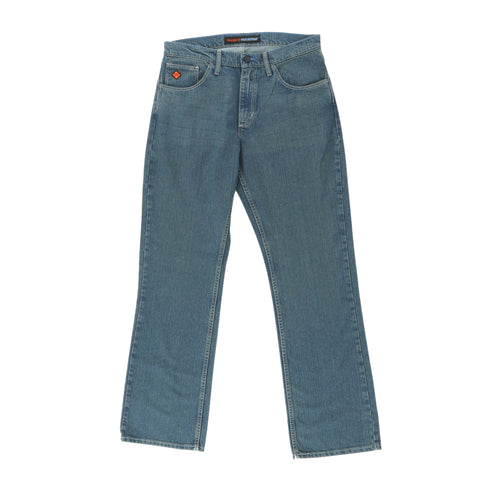 Wrangler Mens Vintage Cotton Blend FR Cool Vantage Jeans