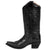 Corral Ladies Embroidery Black Cowhide Leather Cowgirl Boots