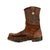 Georgia Mens Brown Leather Athens WP Wellington Work Boots