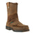 Georgia Mens Brown Leather Athens ST Wellington Work Boots