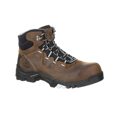 Georgia Mens Brown Amplitude Leather Work Boots