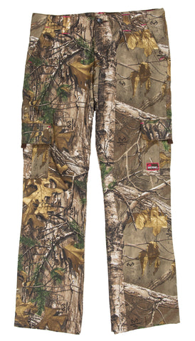Berne Realtree Xtra Cotton Blend Ladies Field Pant