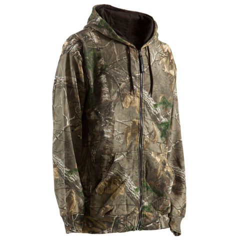 Berne Mens Realtree Xtra Cotton Blend Road Runner Sweatshirt